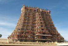 تصویر معبد میناکشی هند
