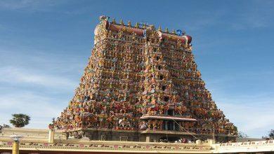 Photo of معبد میناکشی هند