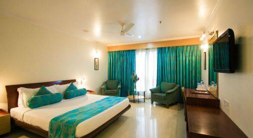 هتل چنسز ریزورت هند