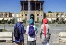 تصویر ورود جهانگردان به ایران ۷۲درصد کاهش یافت