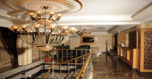 هتل آلفا ترکیه
