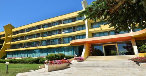 هتل آمباسادور وارنا