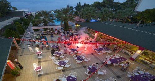 عکس هتل آرماس ریزورت آنتالیا