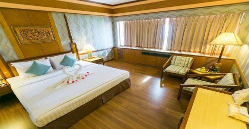 هتل آسیا پاتایا در تایلند