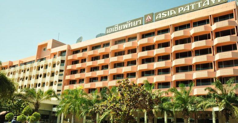 هتل آسیا پاتایا عکس