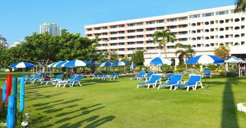 هتل آسیا پاتایا 4 ستاره