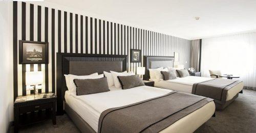 هتل آوانتگارد تکسیم استانبول