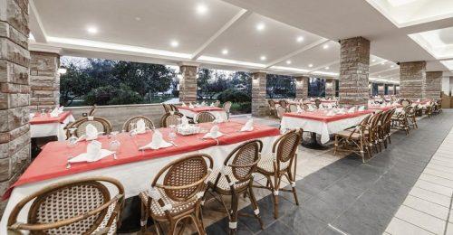مشخصات هتل بلکونتی آنتالیا