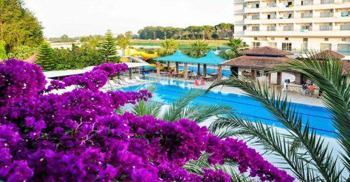 هتل بلکون آنتالیا