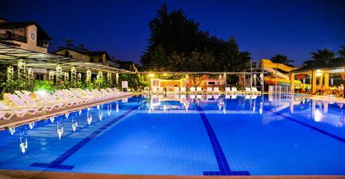 هتل بلکن آنتالیا
