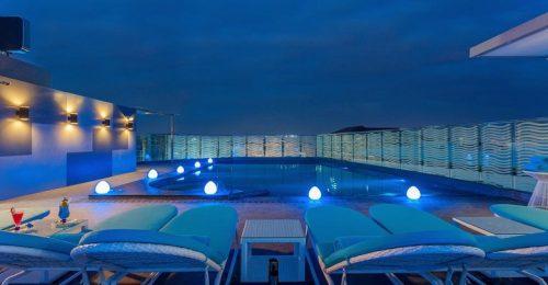 عکس از هتل سنترا اونیو پاتایا