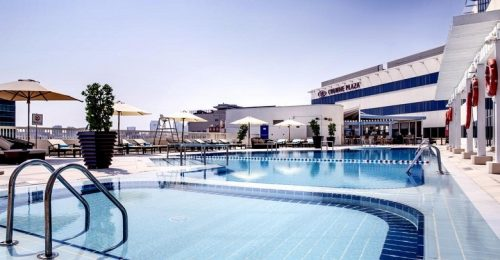 هتل کروان پلازا دبی