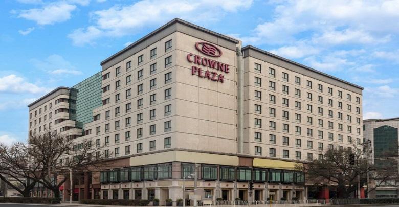 هتل کرون پلازا چین پکن