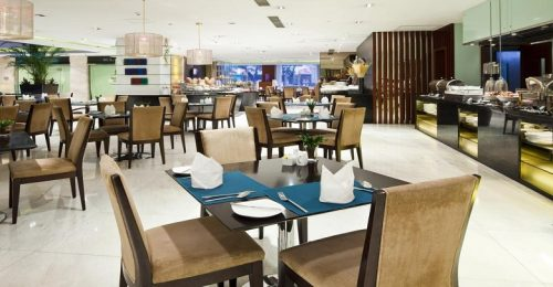 هتل کرون پلازا چین