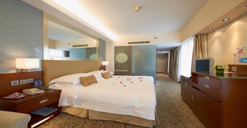 عکس هتل کرون پلازا پکن