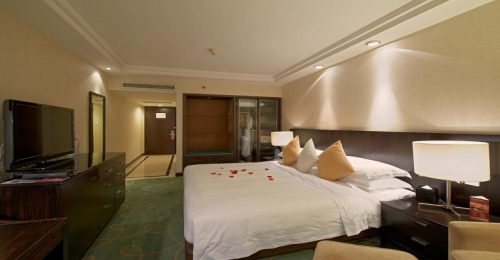 هتل کرون پلازا پکن