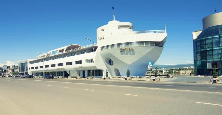 هتل کروز گرجستان