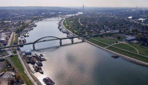 رودخانه دانوب صربستان