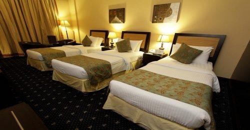 هتل دروس دبی