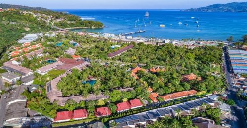 هتل دوآنجیت تایلند