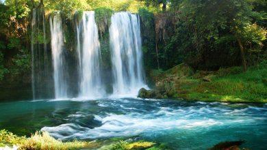 تصویر آبشارهای دودن آنتالیا