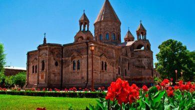 Photo of کلیسای جامع اچمیادزین (Etchmiadzin)