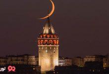 تصویر برج گالاتا در استانبول