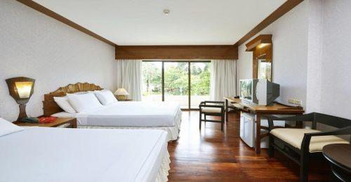 هتل گاردن سی ویو در پاتایا