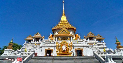 مجسمه طلایی بودا بانکوک