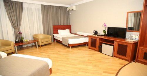 هتل گلدن پالاس گرجستان