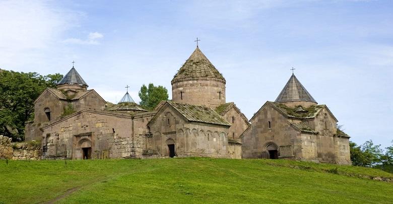 صومعه گشوانک ارمنستان