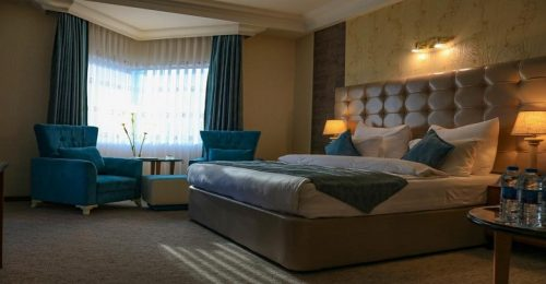 هتل گرند یوروپ باکو