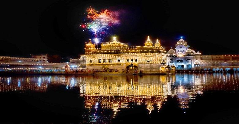 معبد طلایی آمریتسار هند
