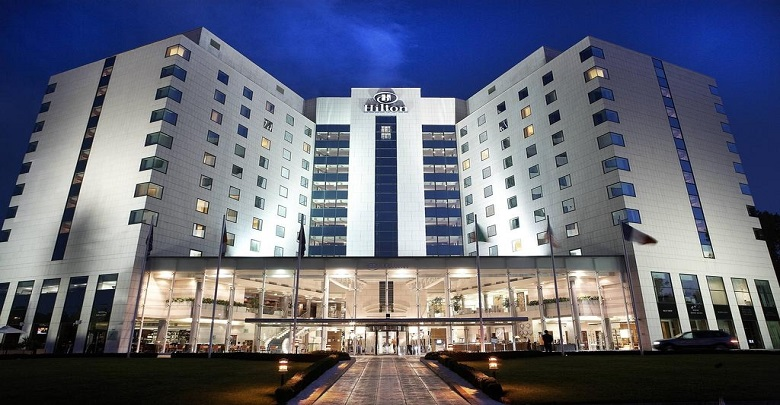 هتل هیلتون صوفیا