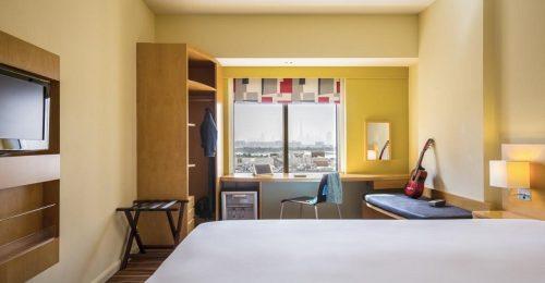 هتل ایبیس دیره سیتی سنتر دبی