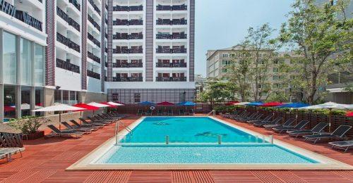 هتل ایبیس پاتایا تایلند