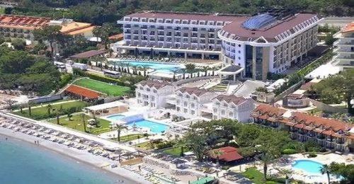 هتل امپریال سان لند کمر