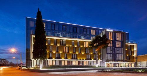 هتل ایوریا این گرجستان