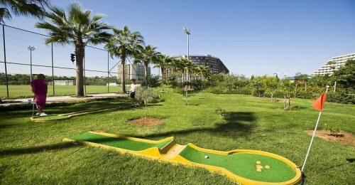 عکی هتل کروانسرای لارا آنتالیا