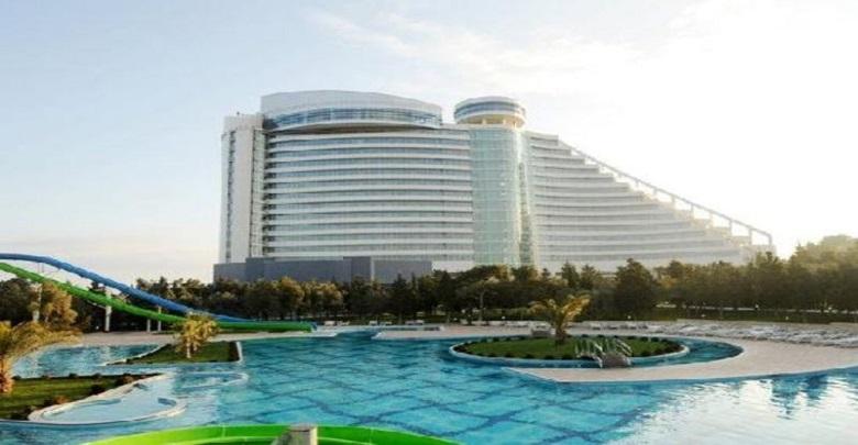 هتل خزری باکو