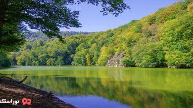 Photo of دریاچه پارز ارمنستان