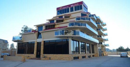 هتل لگاسی گرجستان