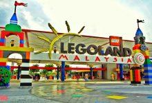 تصویر سرزمین لگولند مالزی ( Legoland Malaysia )