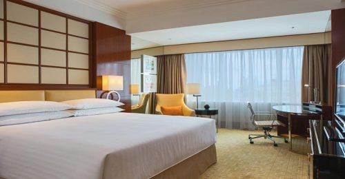هتل جی دبلیو ماریوت شانگهای