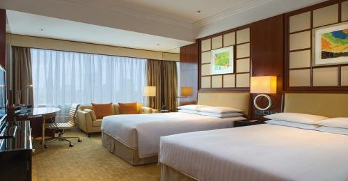هتل ماریوت شانگهای