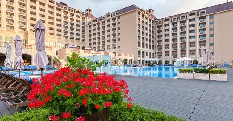 هتل ملیا گرند هرمیتاژ بلغارستان