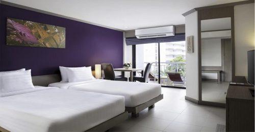 عکسهای هتل مرکور پاتایا