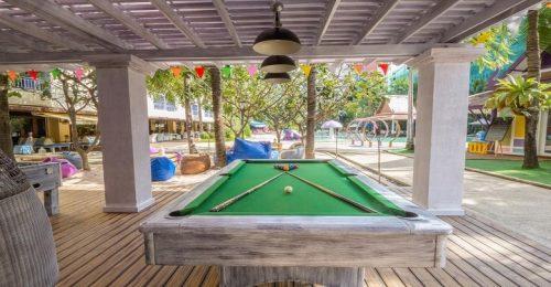 امکانات هتل مرکور تایلند