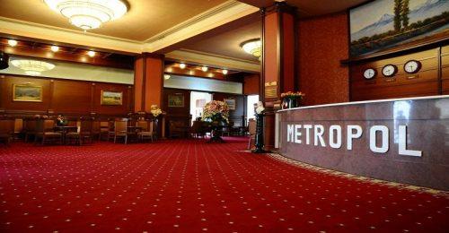 هتل متروپل ایروان