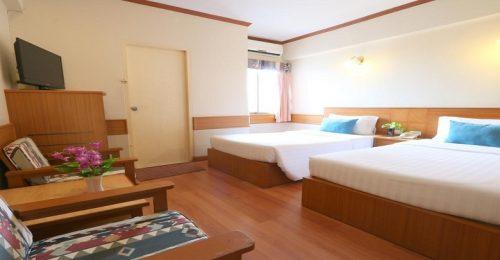 هتل مایک در پاتایا